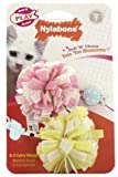 Cat Play Roll 'n Chase Toss'em Blossoms, My Pet Supplies