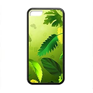 Dreamy Fresh Leaf Phone Case for Iphone 5c