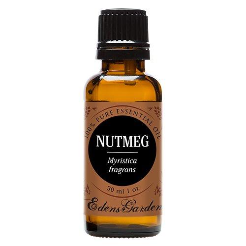Nutmeg 100% Pure Therapeutic Grade Essential Oil by Edens Garden- 30 ml