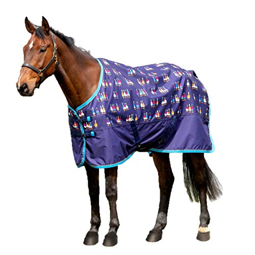 Shires Tempest Original Lite Turnout Sheet Fun Duck (72)