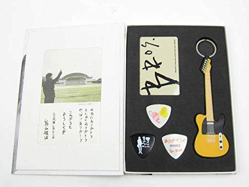 福山雅治 WE`RE BROS オフィシャルファンクラブBROS. 20周年記念グッズ キーホルダー ピック セット レア 2009年 A664