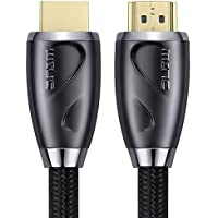 4K HDMI Cable 30 Feet by MINC - High Speed HDMI 2.0 Supports 4K 60hz, 1080p 240hz, 3D 120hz, HDCP 2.2 and ARC