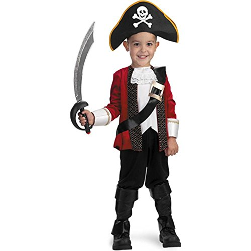 Disguise Inc Capitan Toddler Costume