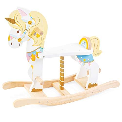 Le Toy Van PL134 Rocking Horse, Multi