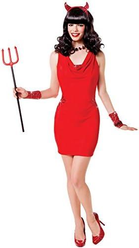 She devil costume accessories
