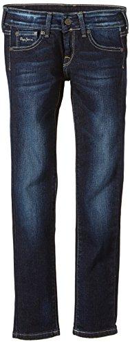 New Dk Vaqueros 11oz J08 Denim Blue niñas Jeans Saber para Pepe Used Blau Steel FSpxqC