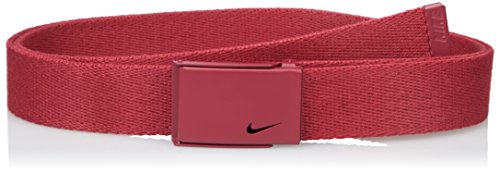 Nike Women's Tech Essential Single Web Belt, Varsity Red, One Size Nike Golf Ladies Body