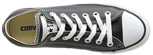 Shoe Men Converse Women 10 12 Unisex Ox Basketball Chuck Taylor US US Black 8T8Yqx