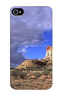Charlesvenegas Durable Defender Case For Iphone 4/4s Cover(chambers Pillar Historical Reserve) Best Gift Choice