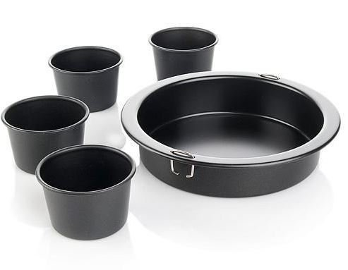 Ramekins Flan Pan - Multi Cooker Accessory Kit
