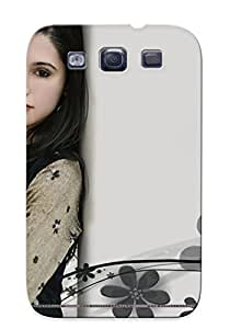 VXTmwpg3204AFBZb Tough Galaxy S3 Case Cover/ Case For Galaxy S3(nargis Fakhri ) / New Year's Day's Gift