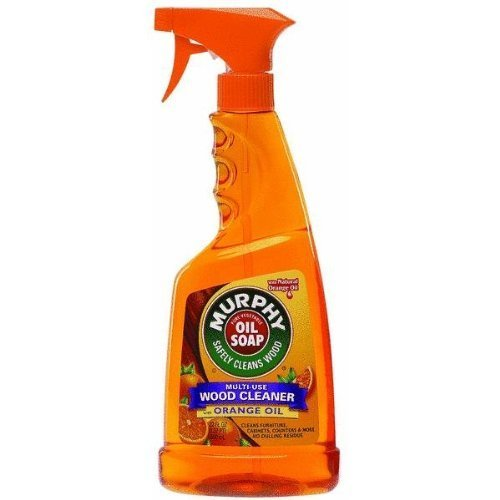 Murphy Oil Soap Multi-Use Wood Cleaner, Orange Scent, 22 Oz
