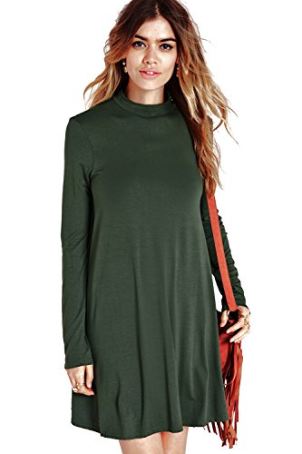 VIVICASTLE Womens Basic Loose Tunic product image