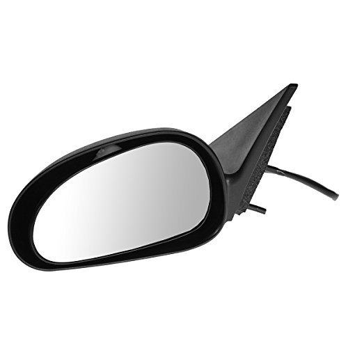 Power Side View Mirror Textured Driver Left LH for 99-04 Ford Mustang