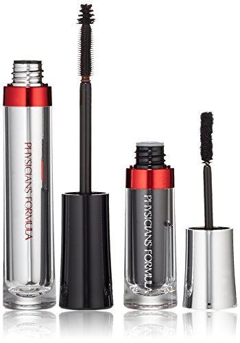 Physicians Formula Eye Booster Instant Doll Lash Extension Kit, Ultra Black, 0.21 Ounce