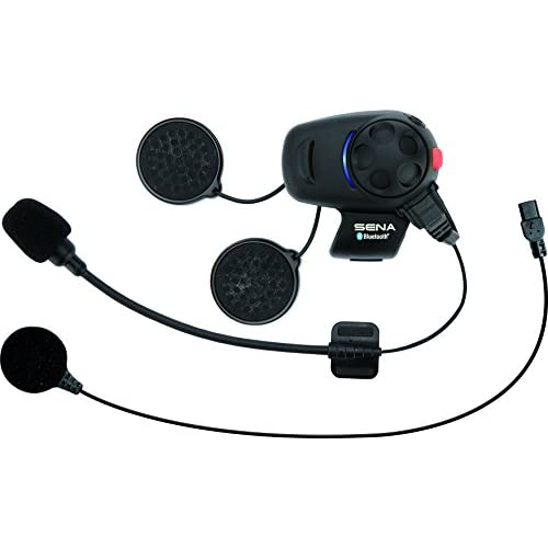 good Sena SMH5-UNIV Casque Bluetooth et Intercom Kit Microphone Universel  à l'unité
