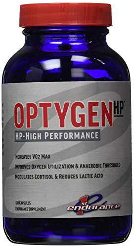 2015 Optygen HP New & Improved w/OptyMax Endurance Matrix plus Free 2 Pack Trial of SportLegs