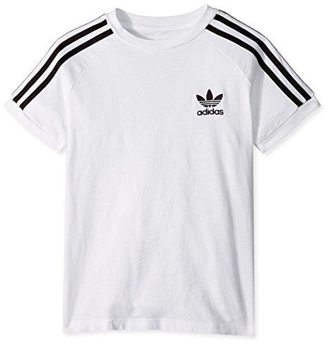 Boys' M Tee Adidas Big Originals California White black 5qnq06Hwx