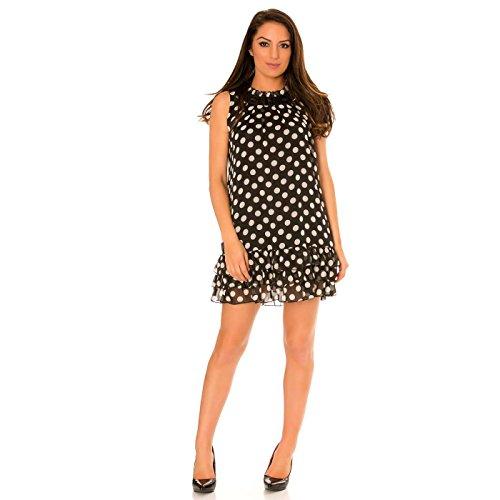 Miss Wear Line -  Vestito  - plissettato - Donna