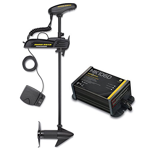Minn Kota Powerdrive 55_BT - 12v-55lb-54 w/Free MK-106D On-Board [1358739]
