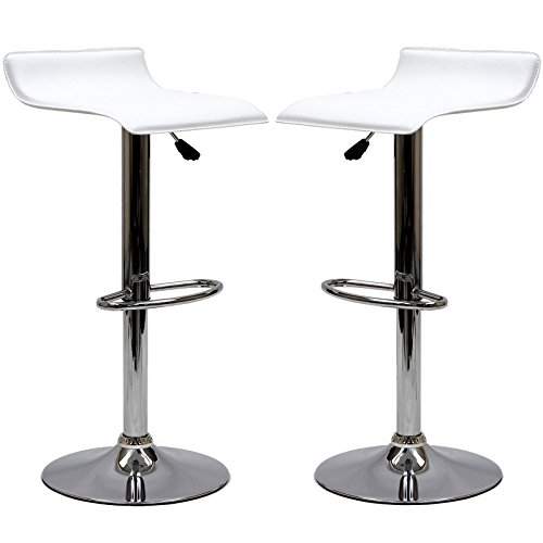 Retro Adjustable Bar Stools - 8