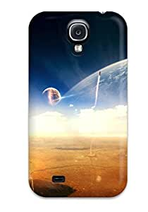 Premium Tpu Project Star Trek Cover Skin For Galaxy S4 by heywan