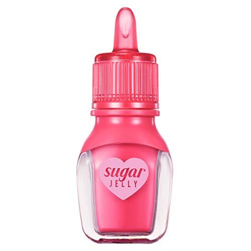 Peripera Sugar Jelly Tint 0.10 Ounce 02 Sheer Pink (0.1 Ounce Lip Sheer)