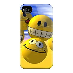 Pretty WAM10411vyrb Iphone 6plus Cases Covers/ Smiley Faces Series High Quality Cases