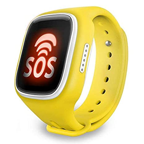 Wi-Fi, GPS Ubicación Inteligente. Bebé Reloj Monitor de Localizador. Buscador del