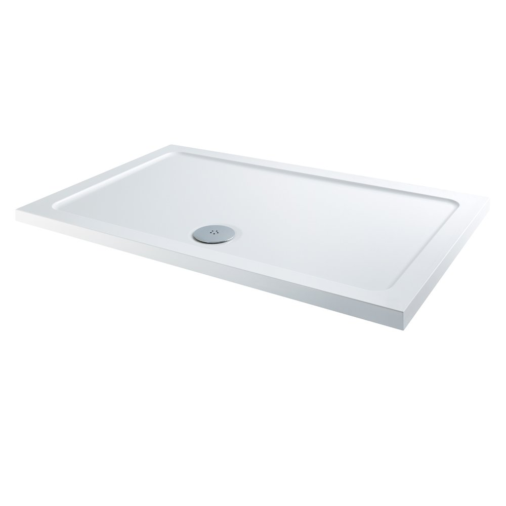 Home Standard® Insignia 1700mm x 750mm Low Profile Rectangular Shower Tray