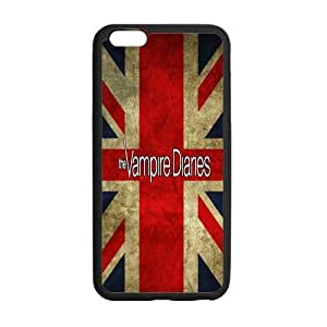 Cutomize The Vampire Diaries Ultimate Protection Scratch Proof Case TPU Skin for iphone 6 plus Cover 5.5 inch