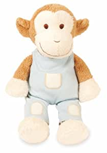 Manhattan Toy Blooming Sprouts Monkey, Blue