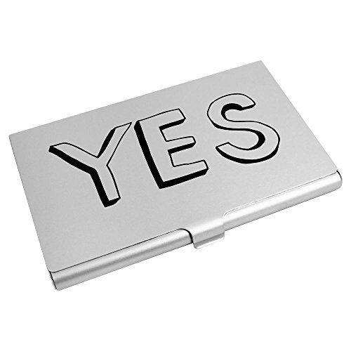 Card 'Yes Azeeda CH00008930 Business Card Credit Wallet Text' Holder wUqTx6q