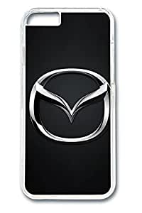 iPhone 6 Case - Protective Fitted Smooth Cover Case for iPhone 6 Mazda Car Logo 3 Clear Hard Back Bumper Cases for iPhone 6 4.7 Inches by mcsharksby Maris's Diary