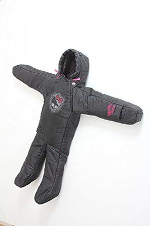 SELKBAG Saco de dormir Modelo MONSTER HIGH Color Negro, talla S: Amazon.es: Deportes y aire libre