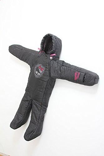 SELKBAG Saco de dormir Modelo MONSTER HIGH Color Negro, talla M: Amazon.es: Deportes y aire libre