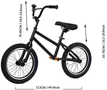 YUMEIGE Bicicletas sin Pedales Bicicletas sin Pedales Trípode De Aluminio, Manillar Dayan, A Menudo Llevar A Cabo, Coche De Formación, Capacidad De Carga De 100 Kg (Color : Silver): Amazon.es: Jardín