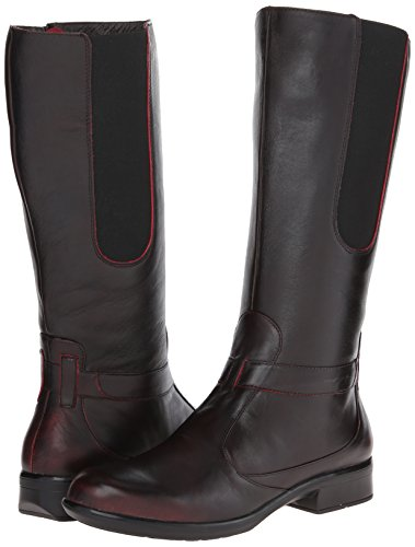 Naot Women's Viento Boot, Volcanic Red Leather, 41 EU/9.5-10 M US by NAOT (Image #6)