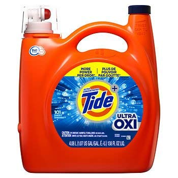 Amazon.com: Ultra concentrado Tide Ultra Oxi líquido ...