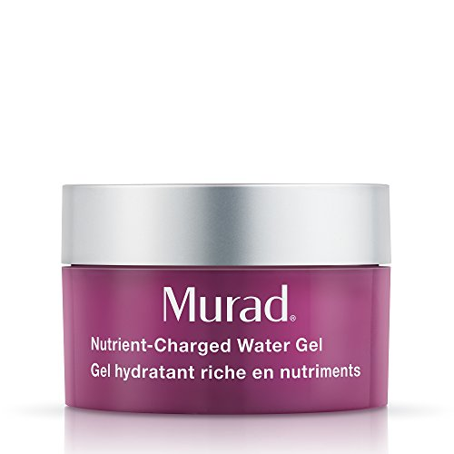 - Murad Nutrient-Charged Water Gel - (1.7 fl oz), Instensely Hydrating Oil-Free Water Gel Packed with Nutrients, Revolutionary Cumulative Hydration-Release Technology for Maximum Hydration Retrention