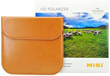Polarizer 100x100m Black Ikan Polarizing Filter 100x100mm NiSi
