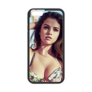 "J-LV-F Diy Selena Gomez Pattern Cover Phone Case For iPhone 6 (4.7"")"