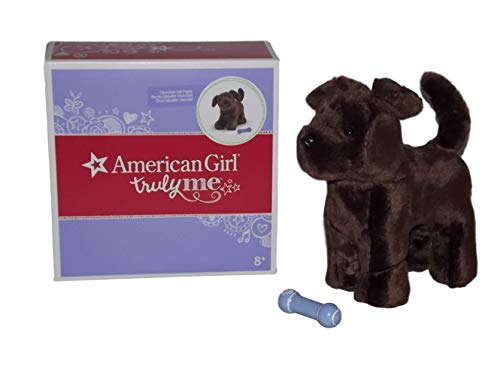 American Girl - Chocolate Lab Puppy - Truly Me 2015 by American Girl (American Girl Doll Dog)