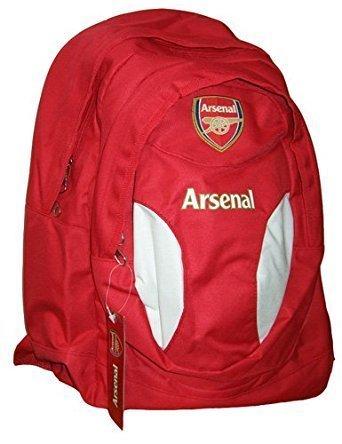 Arsenal Gunners Soccer Futbol Backpack Bag by Rhinox