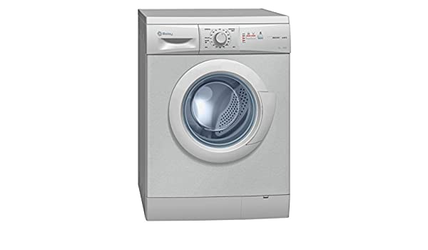 Balay 3TS60105T Independiente Carga frontal 6kg 1000RPM A Plata ...