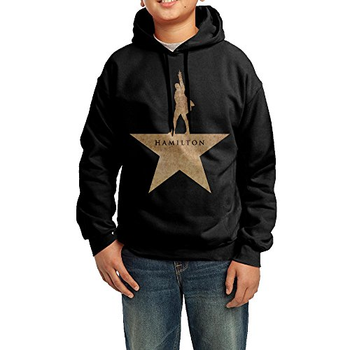 [XMAS Girls&boys Hamilton Music Pullover Hooded Sweatshirt M] (Do It Yourself Costumes 2016)
