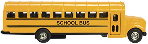 - KinsFun Large School Bus, 6