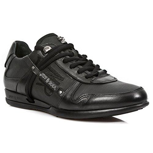 M itali Rock nomada Nero Negro Diamant Sneaker Uomo Hy001 noir S8 New Negro 5SwqZvw