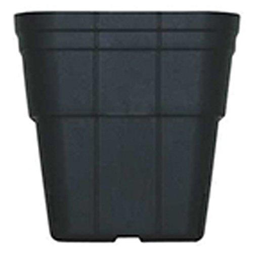 【3000個】 12.0cm 黒 TO硬質アルファポット ポリポット 東海化成 タ種 代不 B06Y5JQ4DL