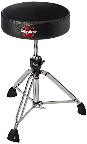 Gretsch Drums Pro Throne with Gretsch Round Badge Logo Seat